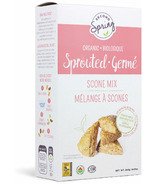 Second Spring Organic Sprouted Whole Grain Scone Mix