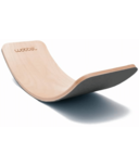 Wobbel PRO Balance Board Transparent Lacquer & Mouse EKO Felt