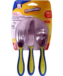 NUK Kiddy Cutlery Set