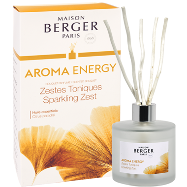 Maison Berger Aroma Bouquet Energy