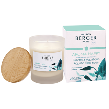 Maison Berger Aroma Candle Happy