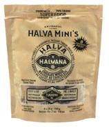 Halvana Halva Mini's Chocolate Mousse Snack Bars