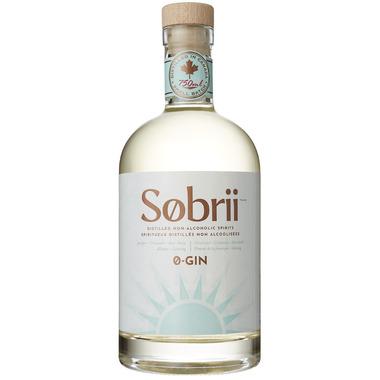 Sobrii 0-Gin Non-Alcoholic Gin