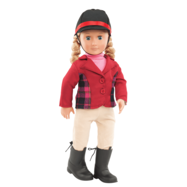 Our Generation Lily Anna Deluxe Doll Set