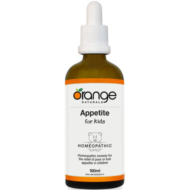 Orange Naturals Appetite for Kids