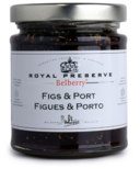 Belberry Figs And Port Preserve