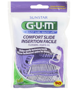 GUM Comfort Slide Flossers