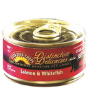 Lick Your Chops Distinctive Delicacies Salmon & Whitefish Cat Food Case
