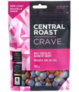 Central Roast Crave Milk Chocolate Rainbow Drops