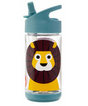 3 Sprouts Water Bottle Lion