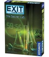 Sortie Thames et Kosmos : le laboratoire secret