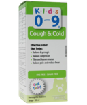 Homeocan Kids 0-9 Cough & Cold Syrup