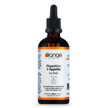 Orange Naturals Digestion + Appetite for Kids Tincture