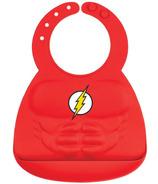 Bumkins DC Comics Flash Muscle Bib