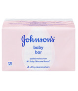 Johnson's Baby Bar Soap