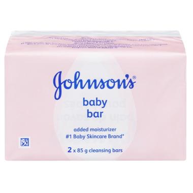 Johnson\'s Baby Bar Soap