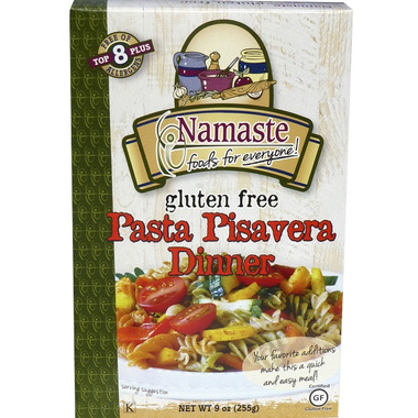Namaste Foods Gluten Free Pasta Pisavera