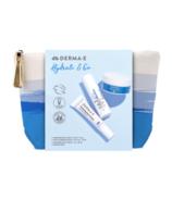 Sac à cosmétiques Derma E Hydrate & Go
