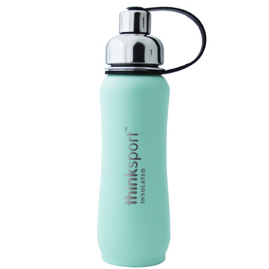 Thinksport Stainless Steel Insulated Water Bottle Mint