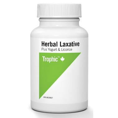 Trophic Herbal Laxative Plus Yogurt & Licorice