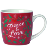 Mug Now Designs Peace & Love