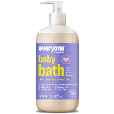 Everyone Baby Bath 3-in-1 Chamomile + Lavender