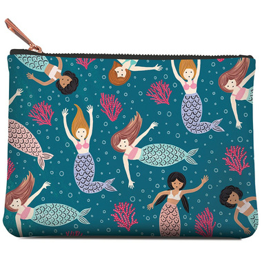 Studio Oh! Medium Pouch Mermaid Tales