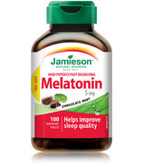 Jamieson Melatonin 5 mg Fast-Dissolving Tablets