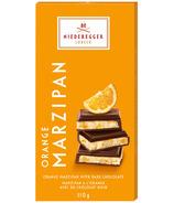 Niederegger Orange Dark Chocolate Marzipan Bar