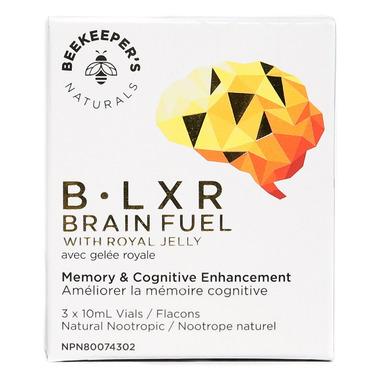 Beekeeper\'s Naturals B.LXR Brain Fuel