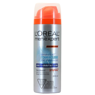 L\'Oreal Men Expert Anti-Irritation Shave Foam