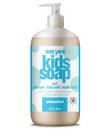 Everyone Kids Soap 3in1 Unscented
