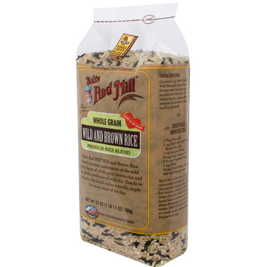 Bob\'s Red Mill Whole Grain Wild & Brown Rice