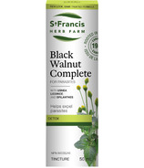 St. Francis Herb Farm Black Walnut Complete