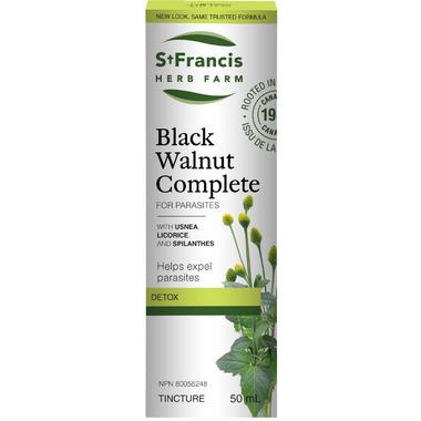 St. Francis Herb Farm Black Walnut Complete