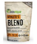 Iron Vegan Athlete's Blend Protein Powder Unflavoured