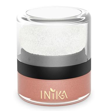 INIKA Mineral Blush Puff Pot Rosy Glow