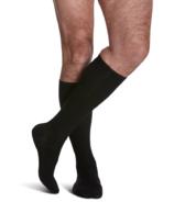Sigvaris All-season Merino Wool Compression Socks Mens Black