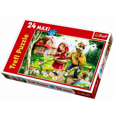 Trefl Little Riding Hood Puzzle