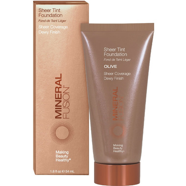 Mineral Fusion Sheer Tint Foundation Olive