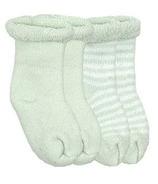 Kushies Terry Newborn Socks