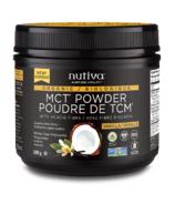 Nutiva Organic MCT Powder Vanilla