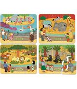 Vilac Puzzle Zoo Wood