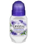 Crystal Mineral Deodorant Roll-On Lavender & White Tea
