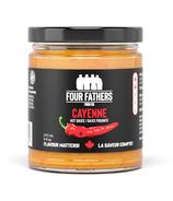 Four Fathers Food Co. Sauce piquante de cayenne