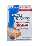 Pure Protein Bar Strawberry Greek Yogurt