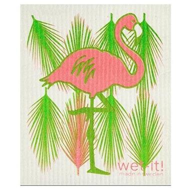 Wet-It Swedish Cloth Flamingo