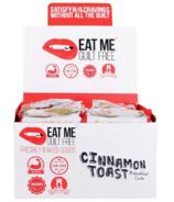 Eat Me Eat Protein Brownie Cinnamon Toast Breakfast