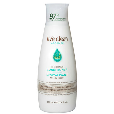 Live Clean Exotic Nectar Argan Oil Restorative Conditioner