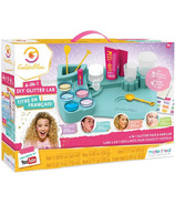 Make It Real Goldie Blox 4-in-1 DYI Glitter Lab